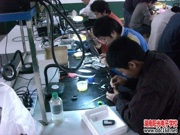 手机芯片级维修实战班